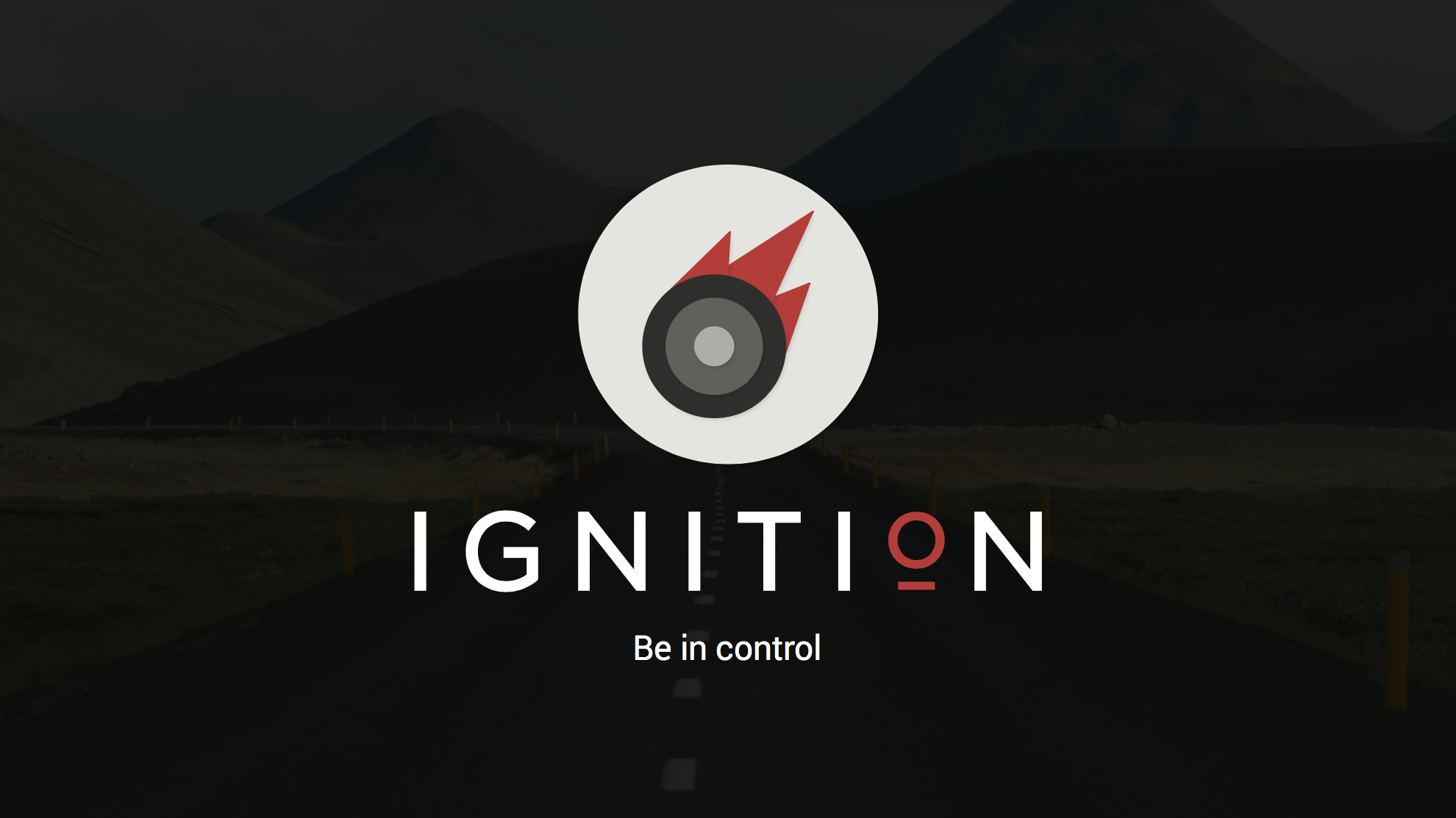 Ignition mobile app
